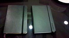 A 2009 post by Jessica Zafra comparing Green Apple journals and Moleskines.
