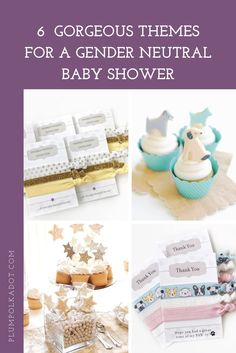 How to Throw a Gender-Neutral Baby Shower Baby Shower Party Favors, Baby Shower Parties, Baby Shower Themes, 10th Birthday Parties, Bee Theme, Gender Neutral Baby Shower, Twinkle Twinkle Little Star, Party Planning, Plum