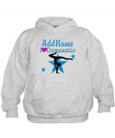 SUPERB GYMNAST Hoodie Calling all Gymnasts! Personalized Gymnastics Tees and Gifts exclusively at Cafepress!  http://www.cafepress.com/sportsstar/10114301 #Gymnastics #Gymnast #WomensGymnastics #Lovegymnastics #PersonalizedGymnast