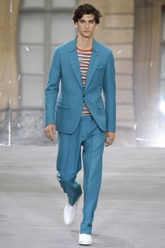 See the Berluti spring/summer 2016 menswear collection. Click through for full gallery