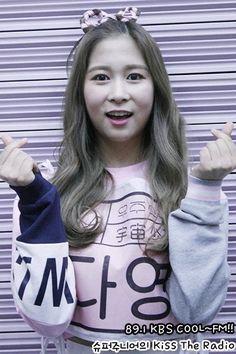 160318 #우주소녀 #WJSN #Yeoreum #Dayoung SUPER JUNIOR'S KISS THE RADIOpic.twitter.com/Q1rA0r4WJU