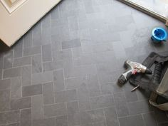 gray basalt tile - Google Search