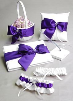 Gold sequin with ivory tulle with purple sash. – Happy2sisters