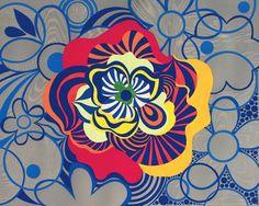 Beatriz Milhazes, 'Snake Dreaming,' 2013, Durham Press, Inc.