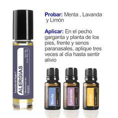 Alergias usa aceites esenciales