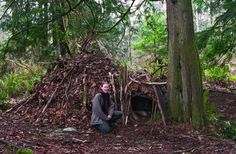 How to Build a Survival Shelter                                                                                                                                                                                 More