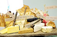 Gorgeous Cheese Board -   Cartewheels Catering