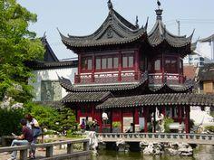 Yu Yuan Garden, Shangai