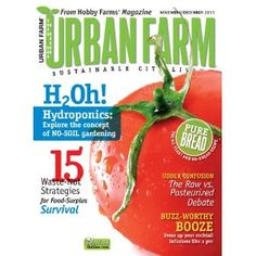 Urban Farm reaches out to those in the city and suburbs who endeavor to live more self-sufficiently, are inspired by the local-food movement and want to raise chickens and other small livestock. They grow food for themselves, support local agriculture and live more sustainably by reducing their impact on the environment.