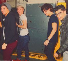 4/5 of One Direction <3