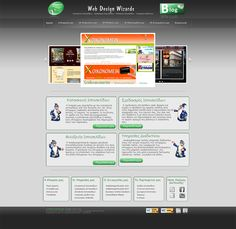 Το website της webdesignwizards!!!