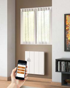 Un réglage simple et rapide de vos radiateurs électriques Thermor depuis votre téléphone #domotique