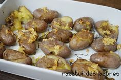 Batatas no forno | ratatui dos pobres