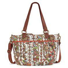 Sakroots Convertible Shopper | Women's - Natural Spirit Desert