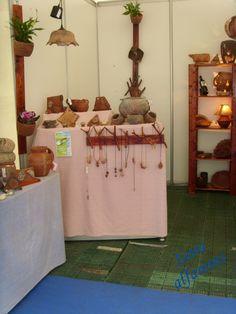 Algunos de nuestros trabajos presentado en la feria de reyes de Santa Cruz de Tenerife