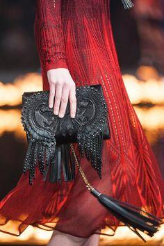 euvieira:…things! ♥♥♥  Roberto Cavalli fall/winter 2014-15 details, Milan fashion week ;) judith-orshalimian:  Bonjour, nous sommes Katarina et Violeta. Nous adorons la mode. xx