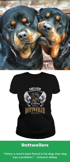 Find Out More On The Rottweiler Dogs Personality German Rottweiler, Rottweiler Funny, Rottweiler Puppies, Mans Best Friend, Best Friends, German Dog Breeds, Dog Care, Teddy Bear, Mini