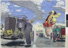 Robert Williams - Hot Rod Race