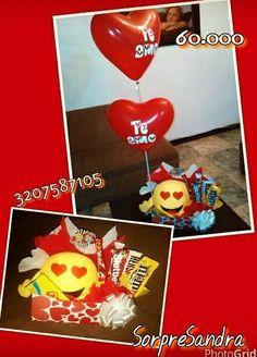 Peluches,dulces,cumpleaños,amor,detalles,sorpresa