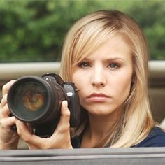 Veronica Mars. One of my all time favorite shows. So glad they are doing a movie.