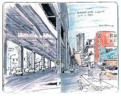 gabriel campanario sketching