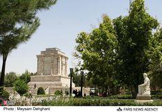 Ferdosi tomb (Mashhad)