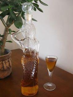 Przepisy na nalewki, likiery i inne alkohole: Przepis na AMARETTO - likier migdałowy