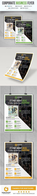 739 best flyer images on pinterest business flyer templates