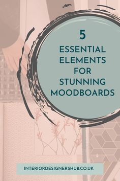 There are 5 elements that you need to consider when creating mood boards for your Interior Design Clients. Find out how your boards measure up... #interiordesignershub Interior Design Resources, Interior Design Business, Interior Design Inspiration, 5 Elements, Object Photography, Different Feelings, Guest Speakers, Essential Elements, Design Strategy