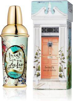 Benefit Cosmetics Laugh with Me Lee Lee Eau de Toilette 1.7 oz Ulta.com - Cosmetics, Fragrance, Salon and Beauty Gifts