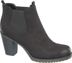 Chelsea boot con il tacco - Donna - Scarpe - Stivali