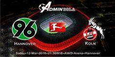Prediksi Bola Hannover vs Koln 12 Maret 2016