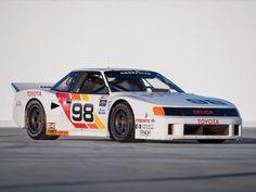 http://chicerman.com  spirited-driving:  1986 IMSA GTO Toyota Celica  #cars