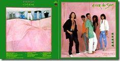 Vinil Campina: A cor do som - 1985 - O som da cor