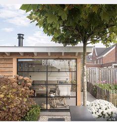 Do Pergolas Provide Shade Refferal: 3434198722 Garden Veranda Ideas, Terrace Garden, Back Garden Design, Patio Design, Outdoor Rooms, Outdoor Living, Outdoor Decor, Small Gardens, Outdoor Gardens