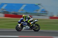 Valentino Rossi - MotoGP, Silverstone, Friday 30th August 2013
