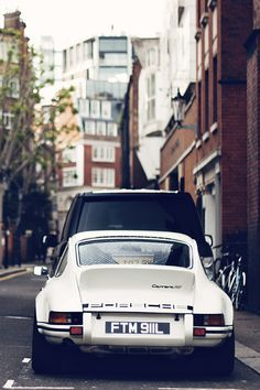 Random Inspiration 154 | Architecture, Cars, Style & Gear