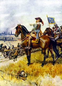 Gustavus Adolphus in the Thirty Years' War