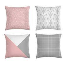 Room Decor Bedroom, Girls Bedroom, Diy Room Decor, Pillow Inspiration, Room Inspiration, Cute Pillows, Bed Pillows, Pillow Cover Design, Home Office Decor