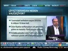 PART-1 Sezon Pirinç Yönetim Kurulu Başkanımız Mehmet Erdoğan Türkiye'de tarımın durumu üzerine görüşlerini Melda Yücel'in konuğu olduğu CNBC-E Finans Cafe programında aktardı.