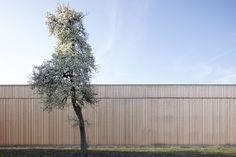 Biomass power plant Bregenz by cukrowicz nachbaur architekten | Photo: Adolf Bereuter