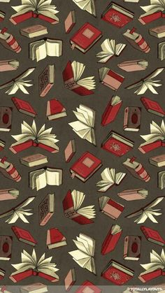 Book Art Wallpaper Wallpapers 68 Ideas For 2019 Book Wallpaper, Wallpaper Backgrounds, Drawing Wallpaper, Art And Illustration, Book Background, Book Nooks, I Love Books, Book Nerd, Cute Wallpapers