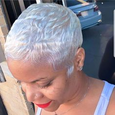 Hairstyles blackgirl Cute Short Haircuts For Black Women - Short Hairstyles For African American . Cute Short Haircuts For Black Women - Short Hairstyles For African American Womens - Short Haircut. Black Women Short Hairstyles, Cute Short Haircuts, Short Haircut Styles, Short Hair Cuts For Women, Cool Hairstyles, Trending Hairstyles, Short Cuts, Saree Hairstyles, Elegant Hairstyles