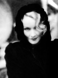 may be the best photo of Marlene Dietrich I have ever seen.  Marlene Dietrich poses for The Song Of Songs, 1933