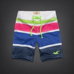 Dudes Ocean Beach Swim Shorts | Dudes Swim | HollisterCo.com
