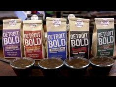 DETROIT BOLD - AMERICA'S BOLDEST COFFEE - YouTube