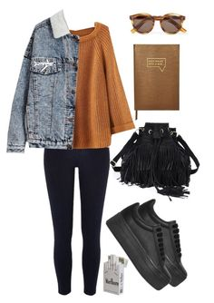 """""""#ootd"""" by sphinx-moth ❤ liked on Polyvore featuring River Island, Valley Cruise Press, Jeffrey Campbell, Illesteva and Sloane Stationery"""