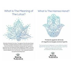 #lotus #hamsa #tattoo #meanings