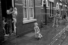 Paul Trevor  Mozart Street, Toxteth, Liverpool, 1975