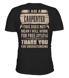 I AM A CARPENTER